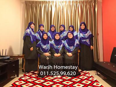 Warih-Homestay-Cikgu-Asnita-Bersama-Rakan-Rakan