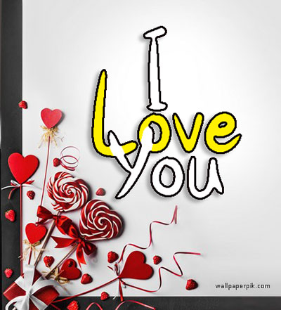 i love you images with name and photo