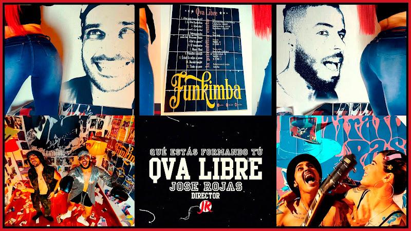 Qva Libre - ¨¿Qué estás formando Tú?¨ - Videoclip - Director: Jose Rojas. Portal Del Vídeo Clip Cubano. Música cubana. Cuba.