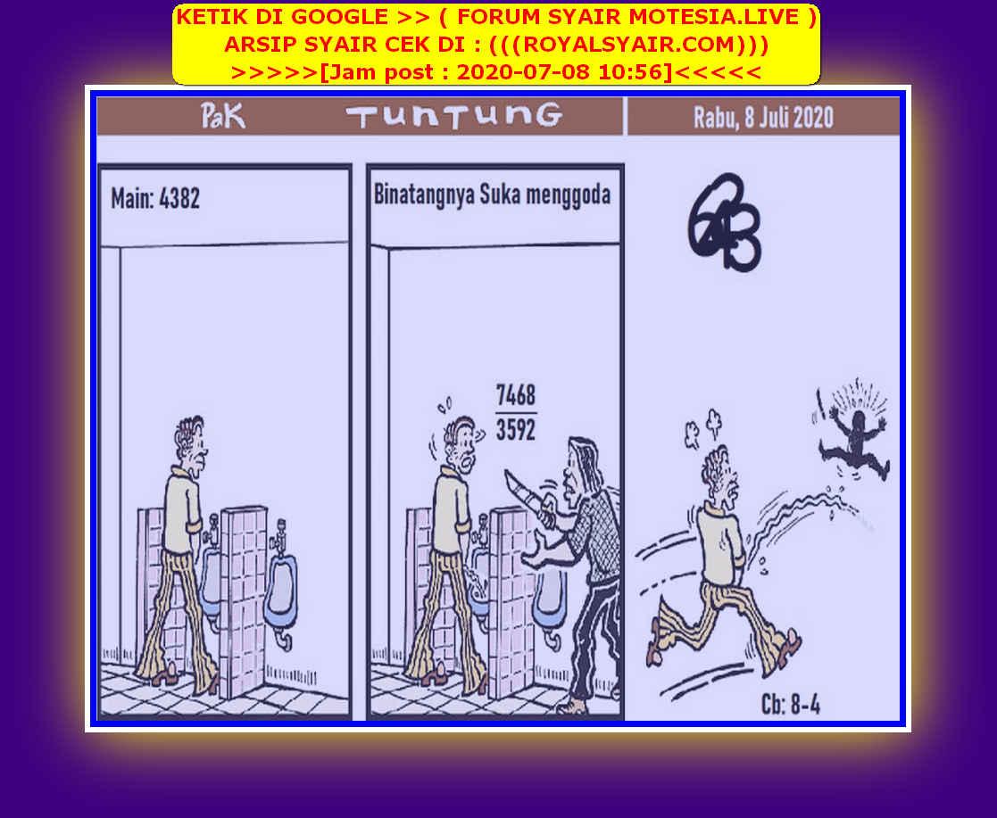 Kode syair Singapore Rabu 8 Juli 2020 128