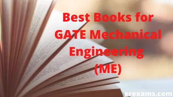 What are the Best Books for GATE 2021 Mechanical Engineering (ME)?