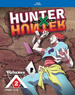 Hunter x Hunter – Saga 2: Coliseo del Cielo [5xBD25] *Subtitulada