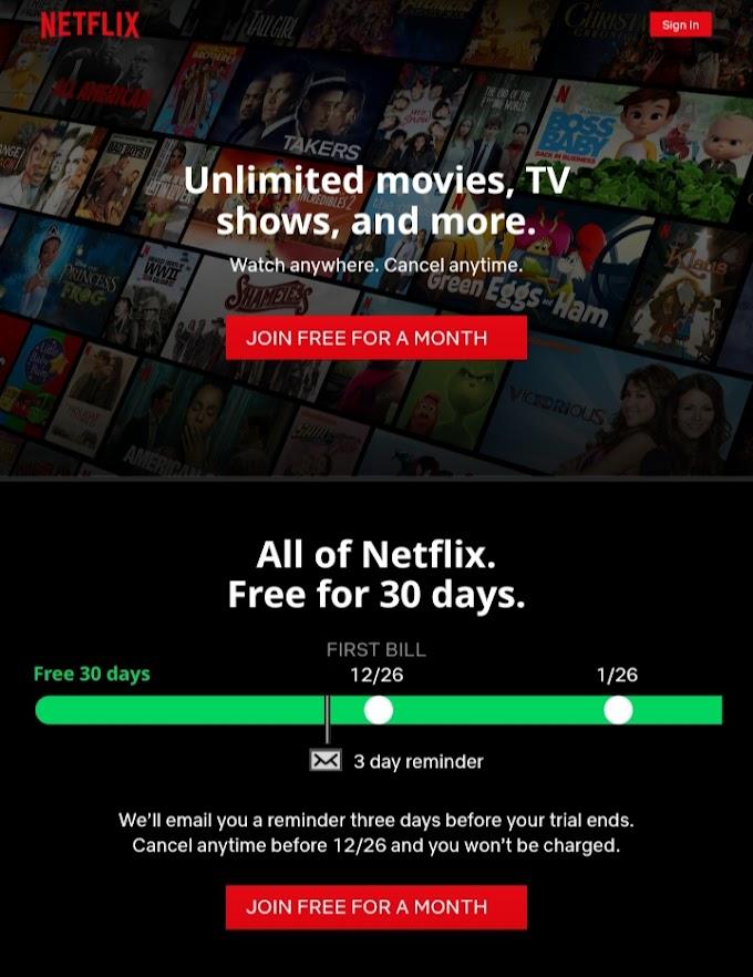 How to fix Netflix issues and errors |  Free Netflix accounts