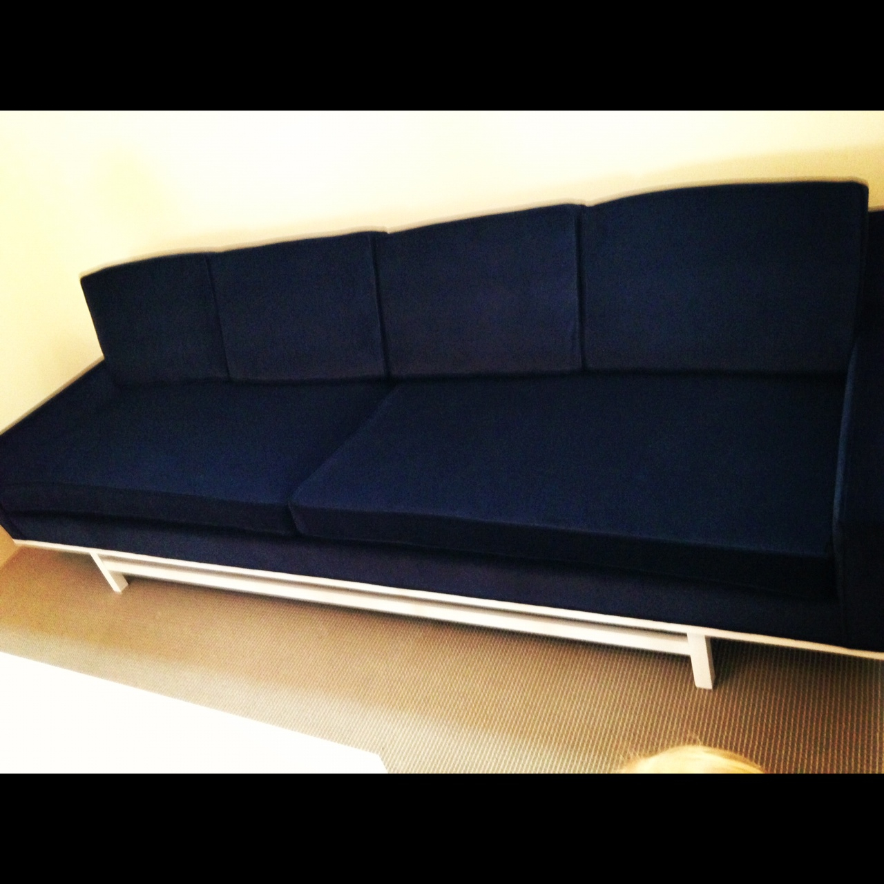 white velvet sofa uk how can i clean microfiber 43 gold blue for sale