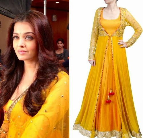 Aishwarya Rai Fashion Designer