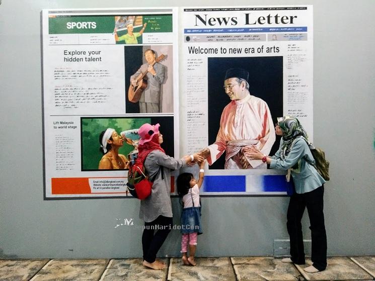 3D Art Muzium Langkawi terbesar di Malaysia