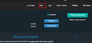 isi Saldo Paypal Melalui ATM Bank Lokal