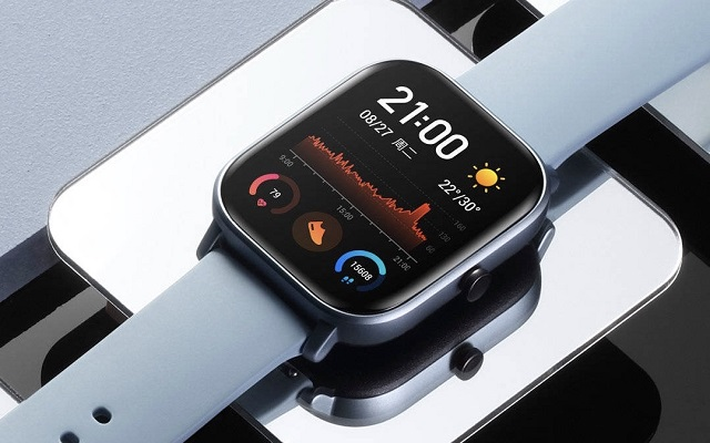 Huami تقدم ساعتها الرياضية Amazfit GTS الجديدة والرخيصة ، أفضل منافس لساعة آبل