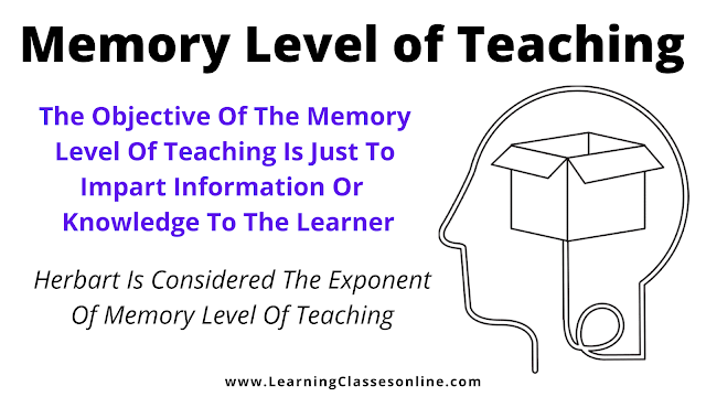 what is memory level of teaching,1st level of teaching, memory level teaching, memory level of teaching ppt pdf notes slideshare wikipedia b.ed ugc net download,Memory Level of Teaching: Concept, Meaning, Elements, Merits, and Demerits, Importance and Suggestions