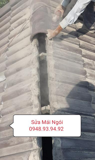 thi công chống dột mái ngói biên hòa đồng nai