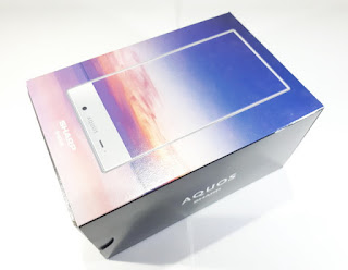 Android Murah Sharp Aquos Crystal SH825Wi 4G LTE Display 5 Inch Bezelless New Sisa Stok