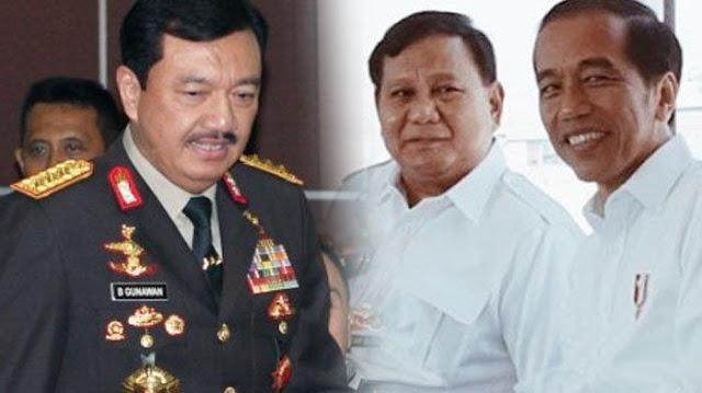 Menimbang 2 Kekuatan Dibalik Isu Maruf Amin Diganti, Prabowo Atau Budi Gunawan Jadi Wapres?