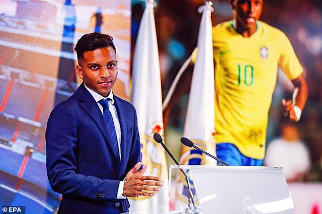 """Real ra mắt tân binh thứ 6: """"Neymar mới"""" 1175 tỷ đồng khiến fan xôn xao 3"""