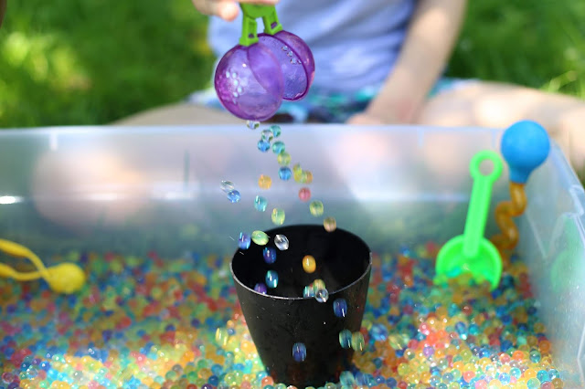 Sensory Play and Sensory Bins