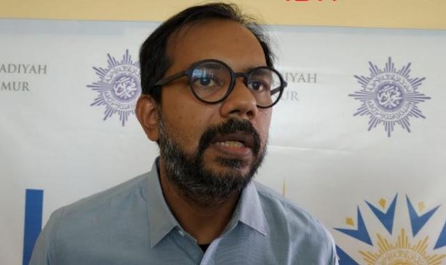 Haris Azhar: Saya Keberatan Uang Rakyat Dihambur-hamburkan untuk Biayai Buzzer