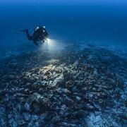 Недалеко от Майорки нашли затонувший античный корабль