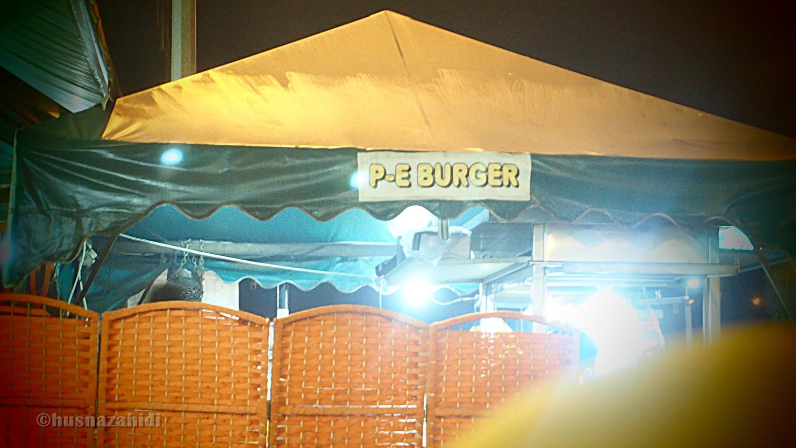 P-E Burger, Alor Setar