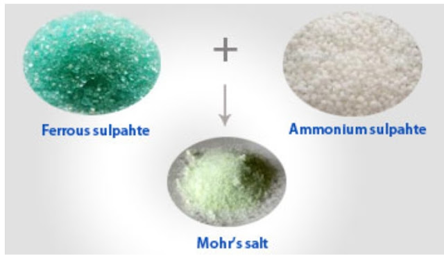 What is Mohr's salt