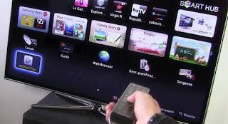Condivisione rete NAS su TV