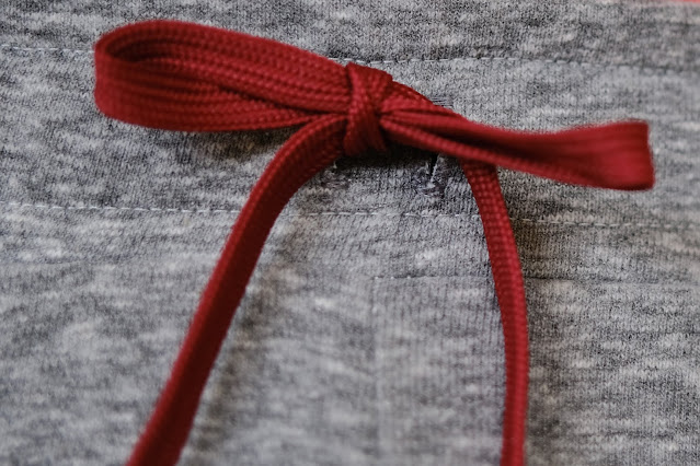 true bias men's hudson pant waistband buttonhole cord shoelace