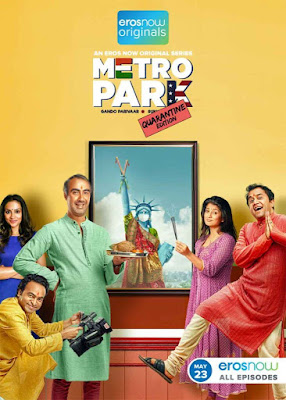 Metro Park – Quarantine Edition S01 Hindi Complete WEB Series 720p x264 | 720p HEVC