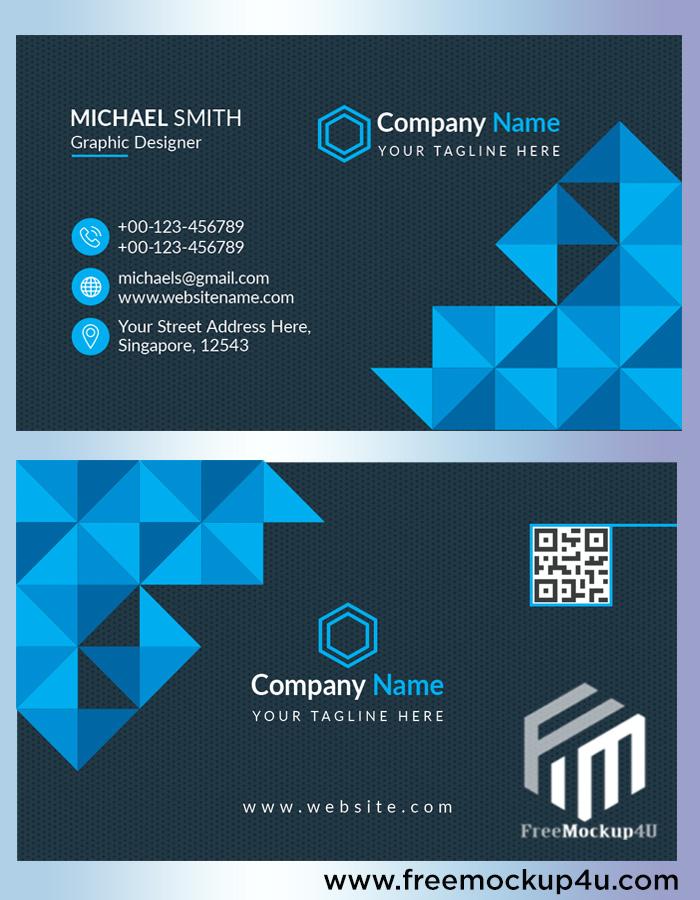 Creative Modern Business Card Templates PSD