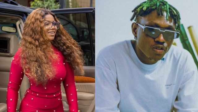 Tacha finally speaks on Zlatan Ibile's body odour diss track