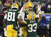 FÚTBOL AMERICANO (NFL Playoffs 2020) - Los Packers de Aaron Rodgers se toman la venganza ante los Seahawks
