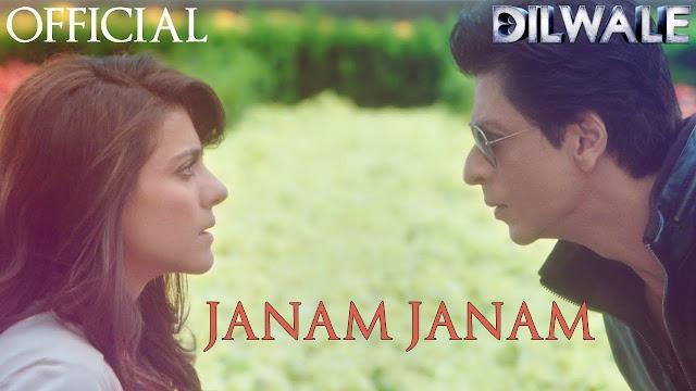 Janam Janam Lyrics -  Arijit Singh Songs