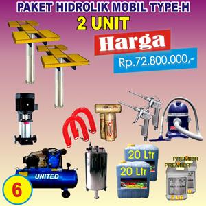 Paket Hidrolik-H 2 Unit