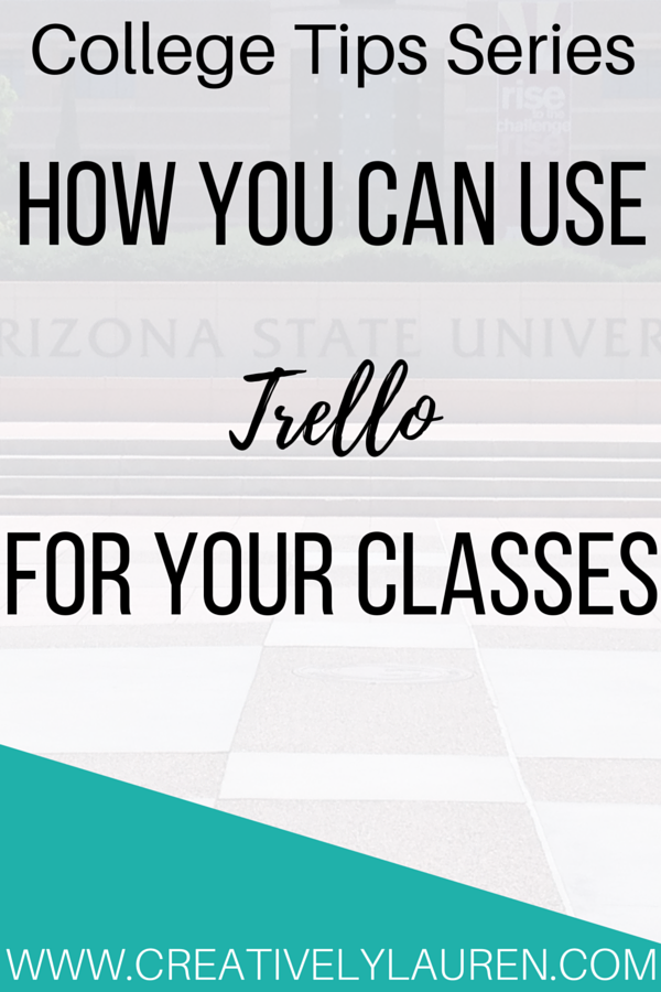 How You Can Use Trello for Your Classes