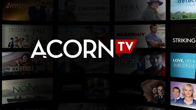 SVOD service Acorn TV announces UK rollout