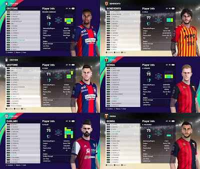 PES 2021 Facepack Serie A Vol 13 by VN HUY BUI