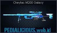 Cheytac M200 Galaxy