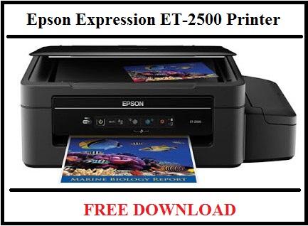 Epson Expression ET-2500 Printer
