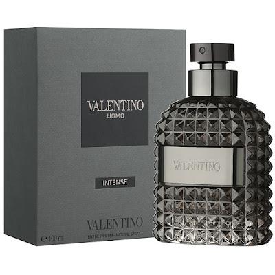 Perfumes com cheiro de homem rico Valentino Uomo Intense