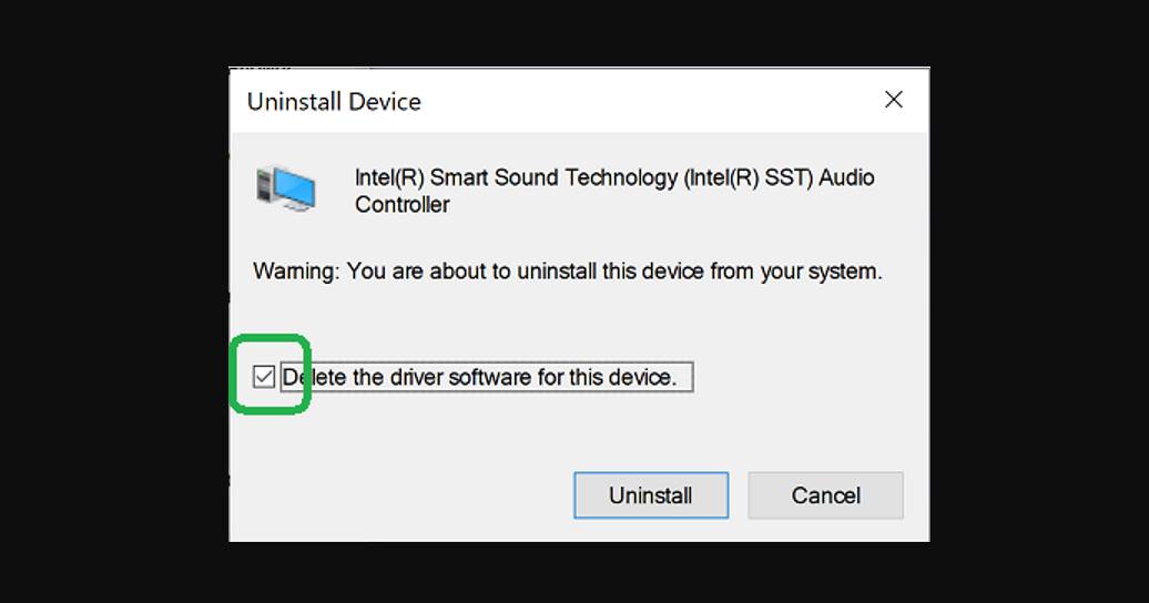 Intel Sst Audio Controller