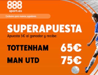 888sport superapuesta International Champions Cup Tottenham vs Manchester 25 julio 2019