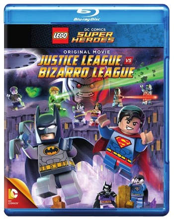 Lego DC Comics Super Heroes: Justice League Cosmic Clash 1080p Latino