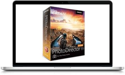 CyberLink PhotoDirector Ultra 11.0.2516.0 Full Version