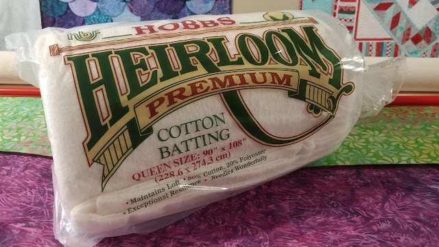 Hobbs Heirloom Premium Cotton Batting