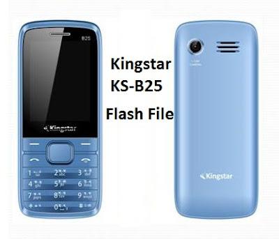 Kingstar-KS-B25 Flash File