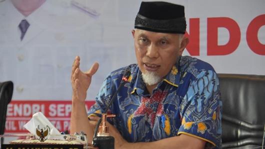 "Ini yang Disampaikan Buya Mahyeldi di Diskusi ""Investor Politik Pada Pemilihan Kepala Daerah"""