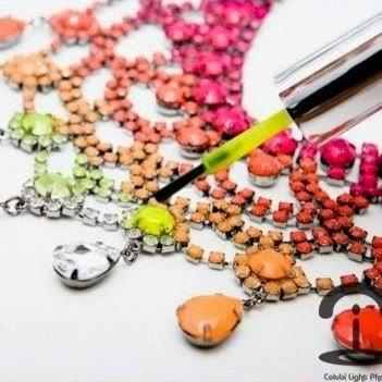 Cara Membuat Kerajinan Tangan Yang Mudah Untuk Para Wanita - Kalung Warna 5