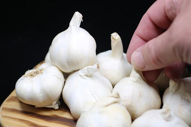 Garlic is a immunity boosting food