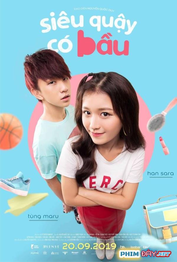 Siêu Quậy Có Bầu - Naughty Teenager (2019)