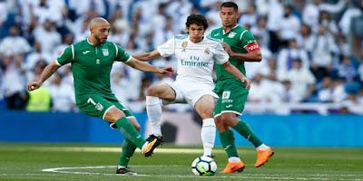 mendatang akan diselenggarakan pertandingan La Liga pada pekan ke  Prediksi Real Madrid Vs Leganes, Spanish La Liga