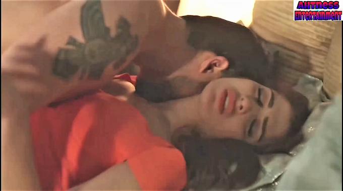 Raai Laxmi, Pooja Chopra, Sakshi Pradhan sexy kissing scene - Poison 2 (2020) HD 720p