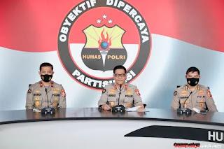 Soal Jakarta Lockdown 12-15 Februari KaDiv Humas Polri Pastikan Itu Tidak Benar
