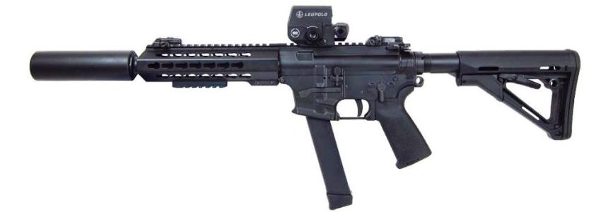 пістолет-кулемет SMG-15